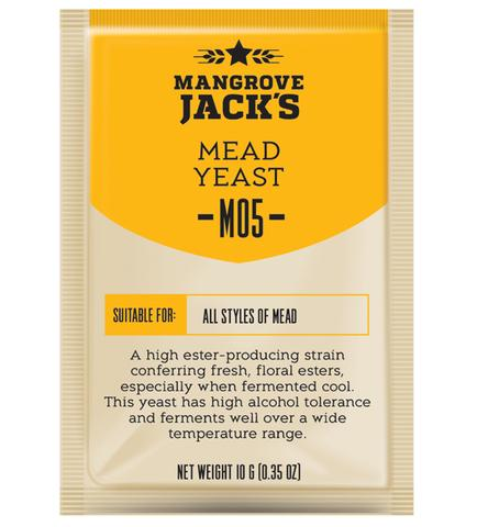 Mangrove Jack's Craft Series M05 Mead Yeast - Almost Off Grid