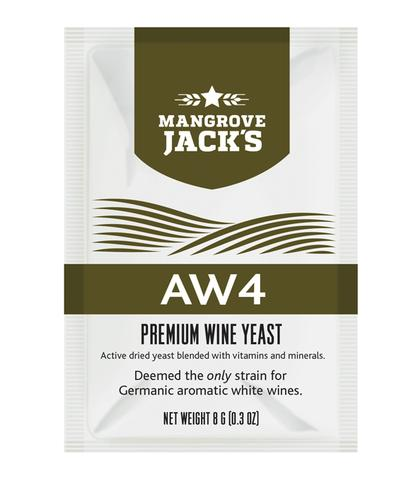Mangrove Jack's Premium Wine Yeast (AW4) - Almost Off Grid