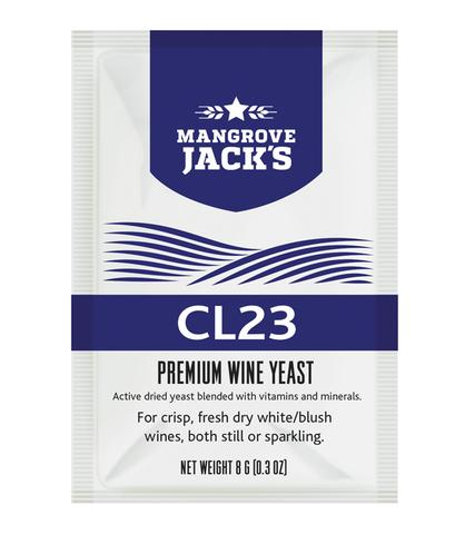 Mangrove Jack's Premium Wine Yeast (CL23) - Almost Off Grid