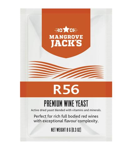 Mangrove Jack's Premium Wine Yeast (R56) - Almost Off Grid