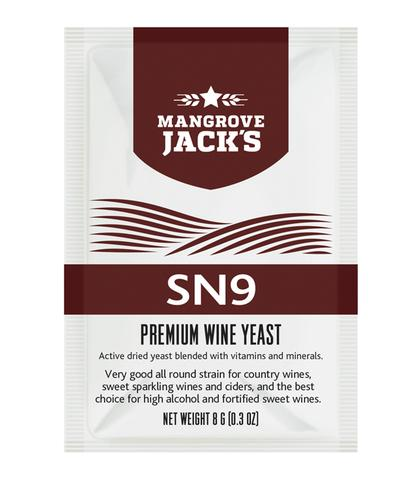 Mangrove Jack's Premium Wine Yeast (SN9) - Almost Off Grid