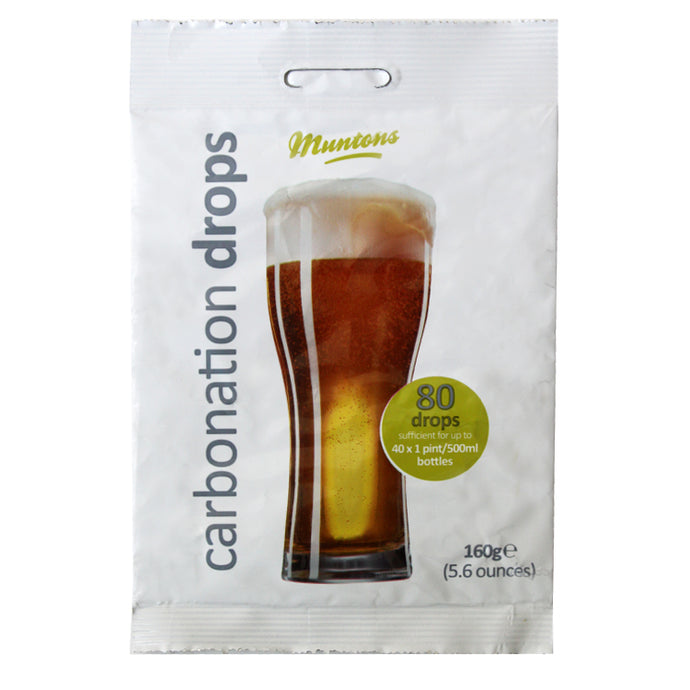 Muntons Carbonation Drops (80) - Almost Off Grid