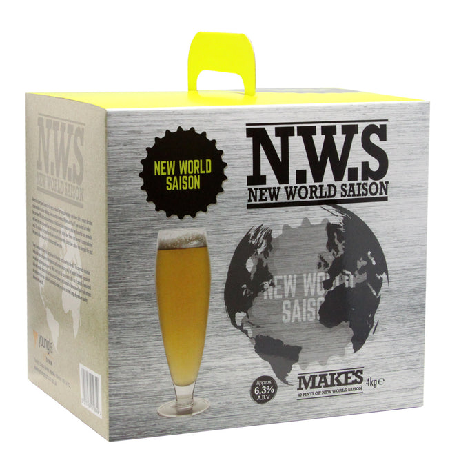 Young's New World Saison Beer Kit - Almost Off Grid