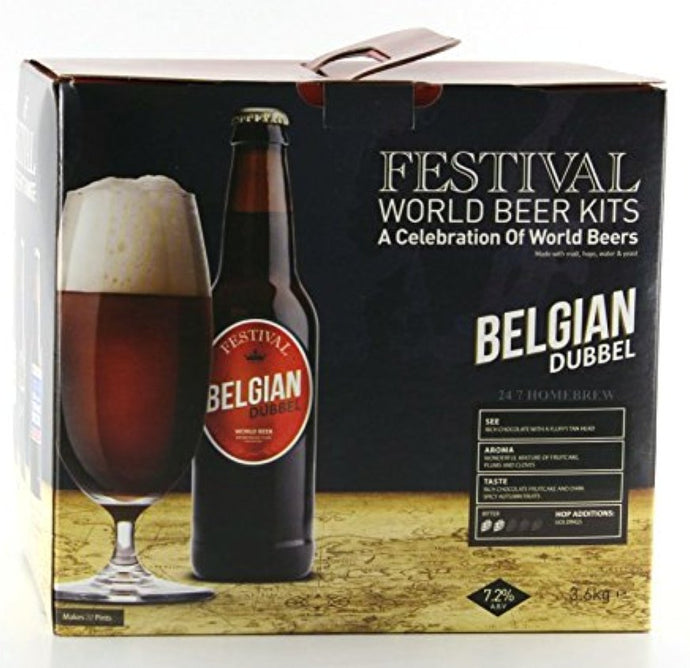 Ritchies Festival Belgian Dubbel Beer Kit - Almost Off Grid