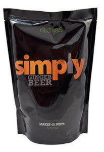 Ritchies Simply Ginger Beer Kit - Almost Off Grid