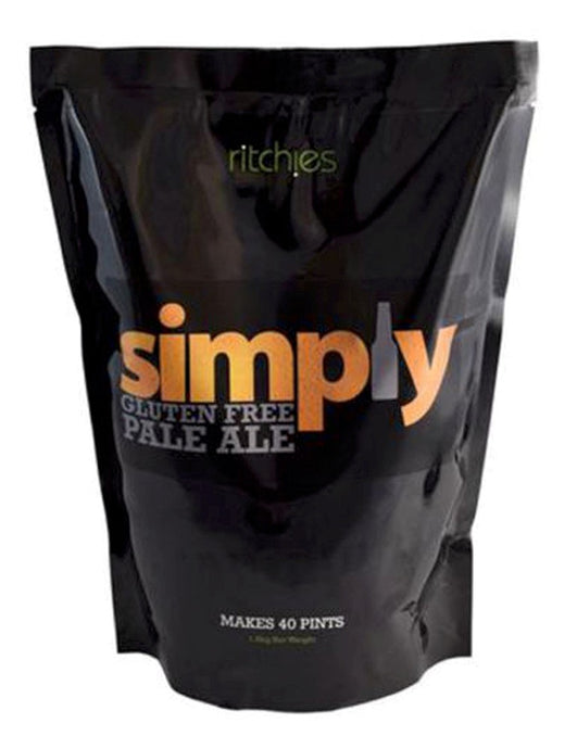 Ritchies Simply Gluten Free Pale Ale Kit - Almost Off Grid