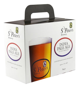 St Peter's Brewery IPA Beer Kit - Almost Off Grid