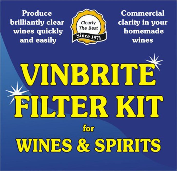 Harris Filters Harris Filters Vinbrite Mk3 Filter Kit - Almost Off Grid