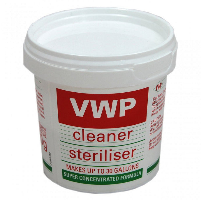 VWP VWP Cleaner Steriliser (100g) - Almost Off Grid