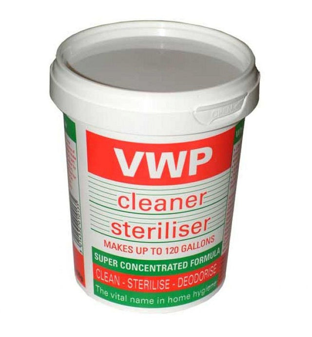 VWP VWP Cleaner Steriliser (400g) - Almost Off Grid