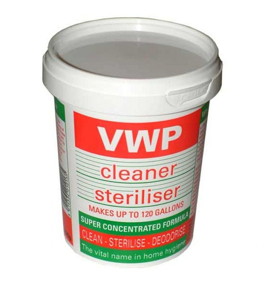 VWP Cleaner Steriliser (400g) - Almost Off Grid