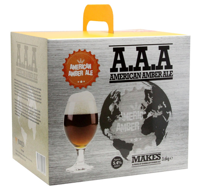 Young's American Amber Ale Kit AAA - Almost Off Grid