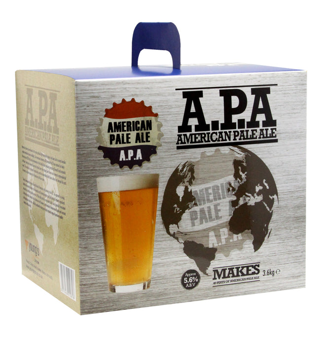 Young's American Pale Ale Kit APA - Almost Off Grid