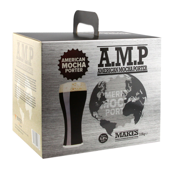 Young's American Mocha Porter Beer Kit AMP - Almost Off Grid