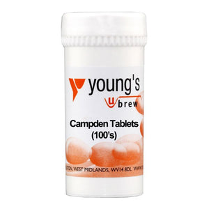 Young's Campden Tablets (100) - Almost Off Grid