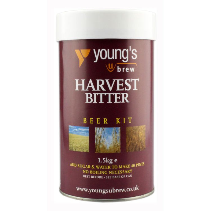 Young's Harvest Bitter Beer Kit - Almost Off Grid
