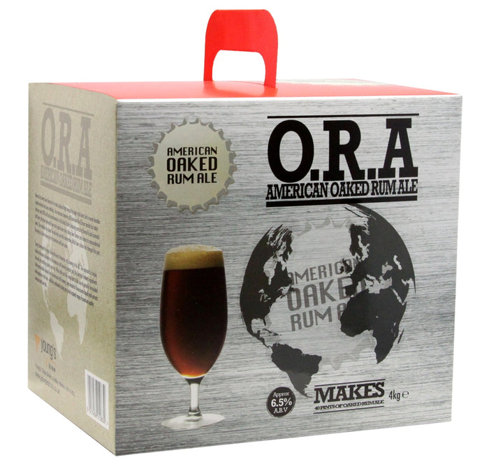 Young's American Oaked Rum Ale Kit ORA - Almost Off Grid