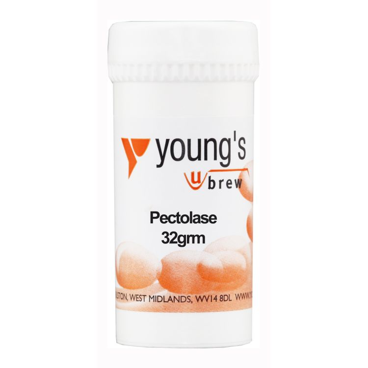 Young's Pectolase (32g) - Almost Off Grid