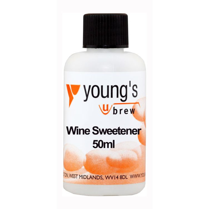 Young's Young's Wine Sweetener (50ml) - Almost Off Grid