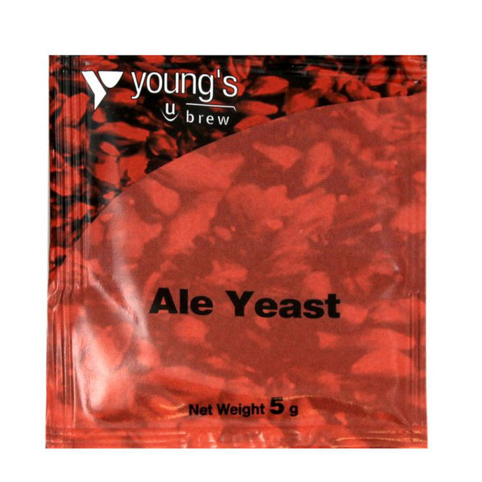 Young's Ale Yeast (5g) - Almost Off Grid
