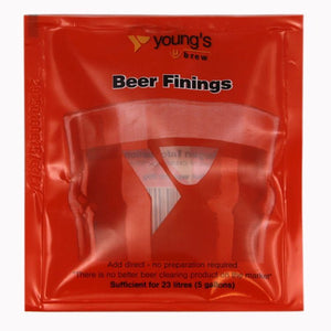 Young's Beer Finings Sachet - Almost Off Grid