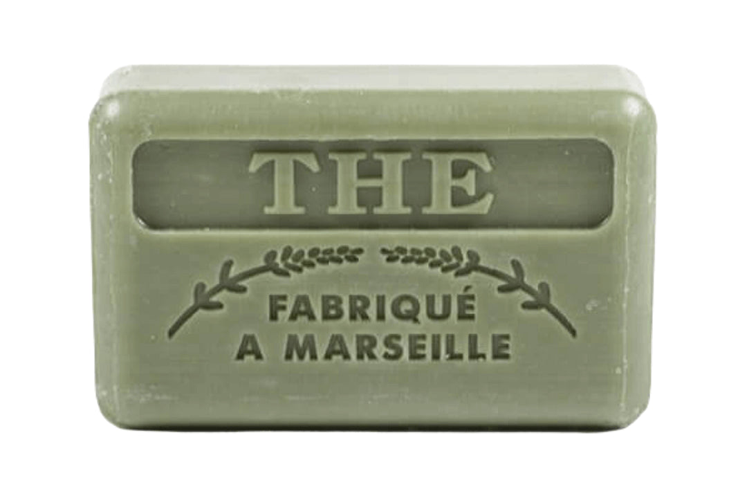 Savon de Marseille Green Tea French Market Soap