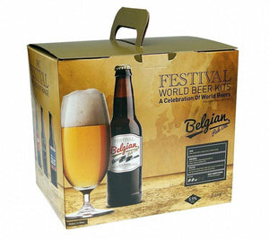Ritchies Festival Belgian Pale Ale Beer Kit - Almost Off Grid