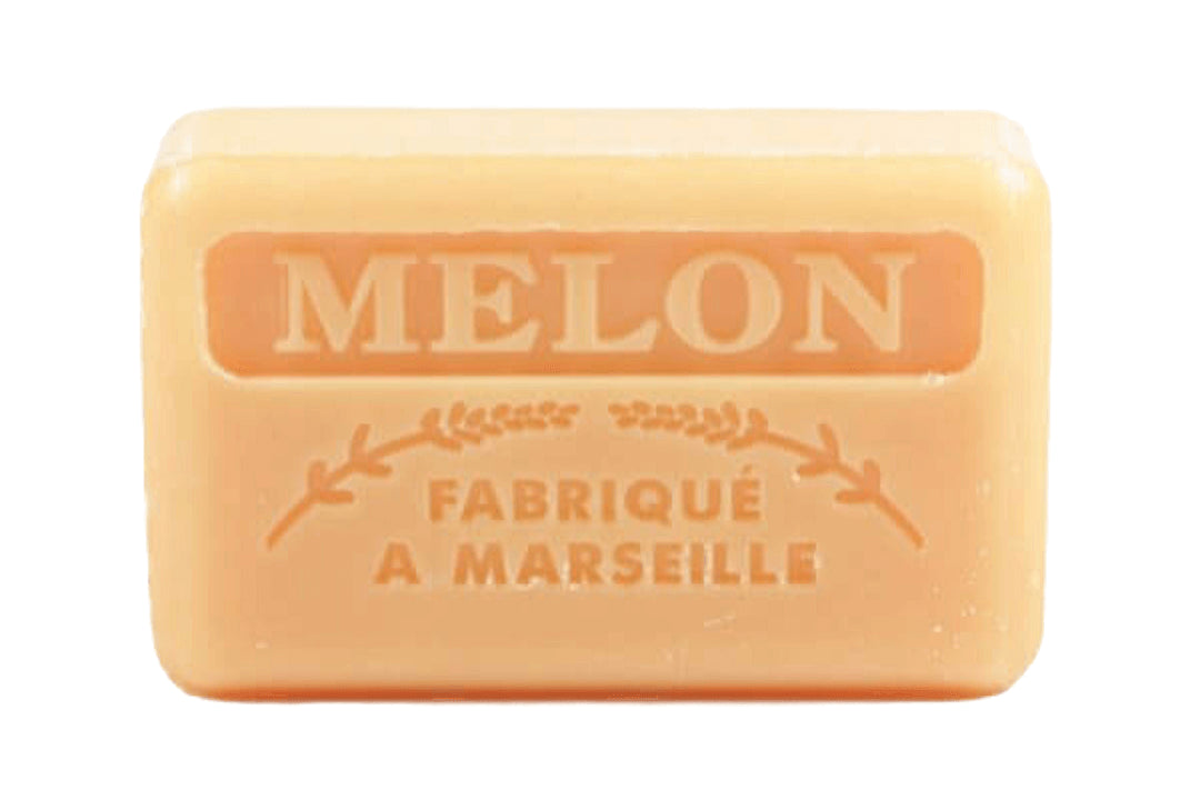 Savon de Marseille Melon French Market Soap