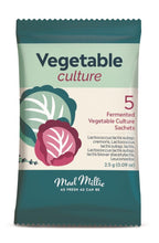 Load image into Gallery viewer, Mad Millie Fermented Vegetable Culture Sachets (5) - Almost Off Grid