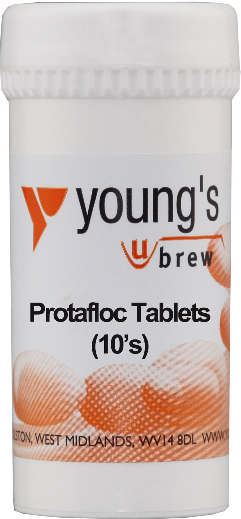 Young's Protafloc Tablets (10) - Almost Off Grid