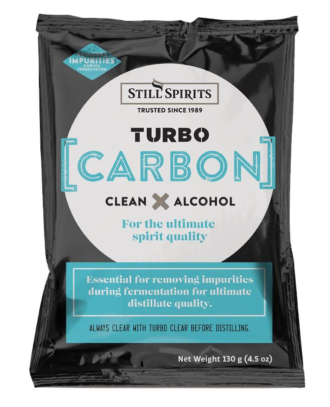 Still Spirits Turbo Carbon (130g) - Almost Off Grid