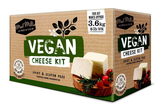 Mad Millie Mad Millie Vegan Cheese Kit - Almost Off Grid