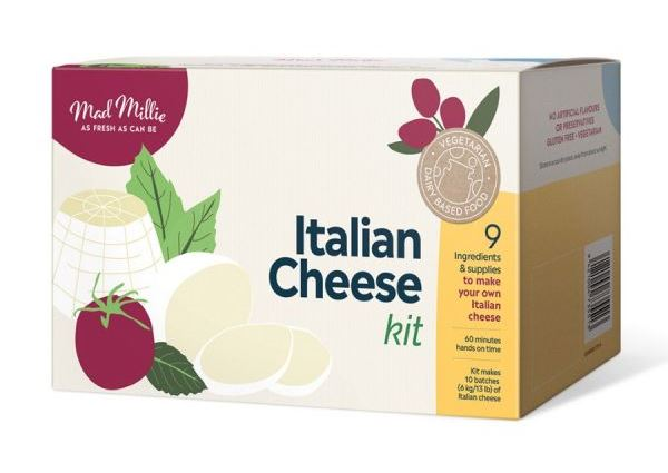 Mad Millie Mad Millie Italian Cheese Kit - Almost Off Grid