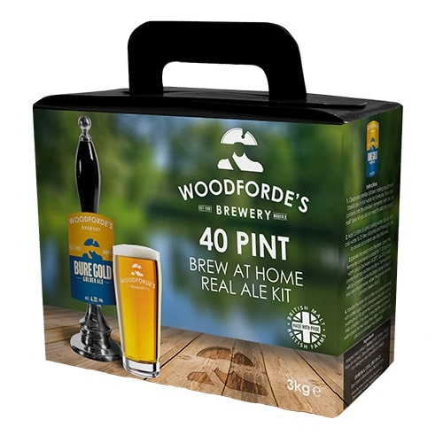 Woodforde's Bure Gold Real Ale Kit - Almost Off Grid