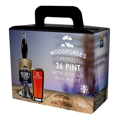 Woodforde's Nelson's Revenge Real Ale Kit - Almost Off Grid