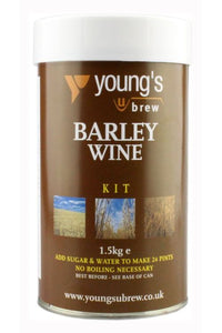 Young's Harvest Barley Wine Beer Kit - Almost Off Grid