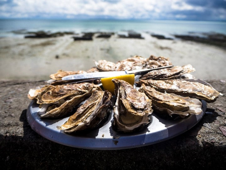 How To Eat Oysters Like A French - Bon Appétit Box