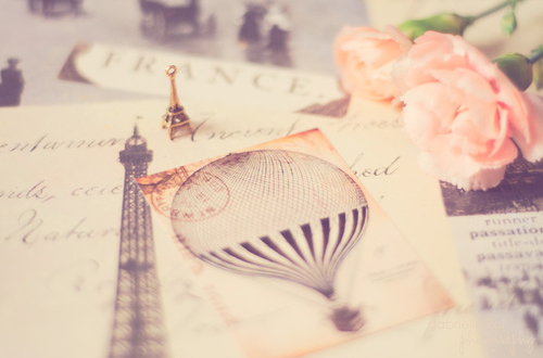 Romantic letters - 5 Ideas For Valentine's Day In Paris
