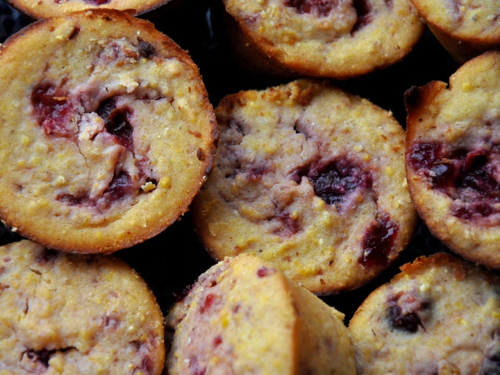 Fig Jam Mini Muffins Recipe - Bon Appétit Box