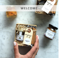 Welcome, Bon Appétit Box also offers Hospitality Boxes