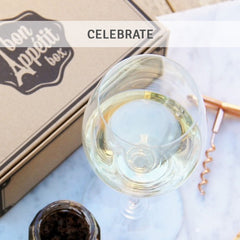 Celebrate with a Bon Appétit Box delivered to your door