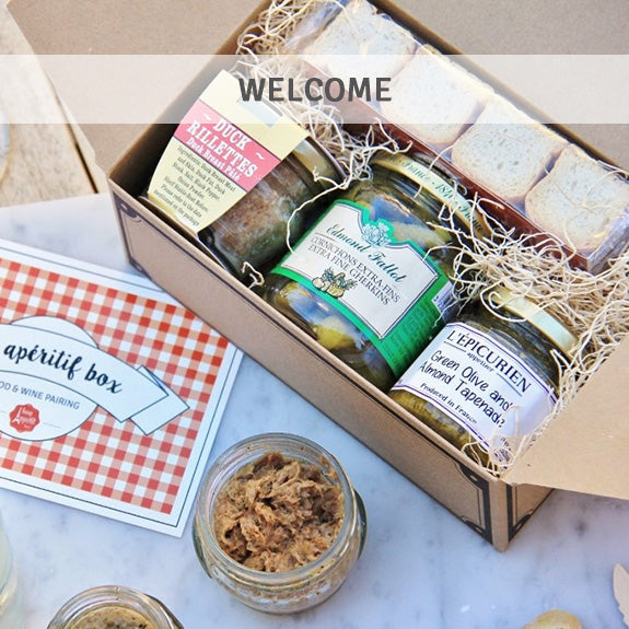 say thank you, increase customer loyalty or express appreciation to partners & employees with Bon Appétit Box