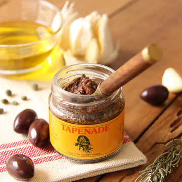 Black Olive Tapenade in the pantry at Bon Appétit Box
