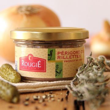 Périgord Duck Rillettes available at Bon Appétit Box gourmet French boxes