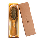 Breezelike Professional Green Sandalwood Hair Brush