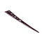 Breezelike Handmade Carved Ebony Hairpin: Tang Glass
