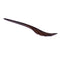 Breezelike Handmade Carved Ebony Hairpin: Spread the Wings