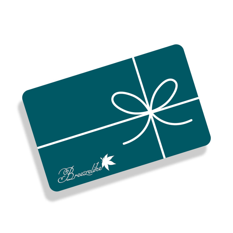 Breezelike Gift Card