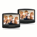 "RCA 10"" Mobile DVD System (Set of 2) - (DRC79108) - DVD Player & Monitor"