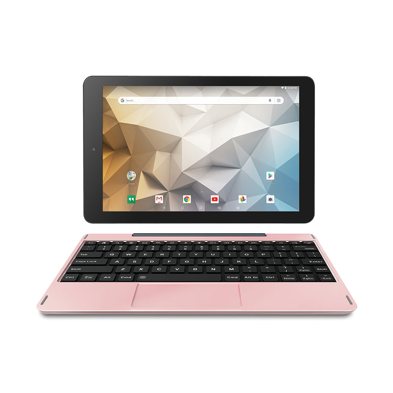 RCA Atlas 10 Pro Android 2-in-1 Tablet with Detachable Keyboard Bundle (RCT6B03W13H32)